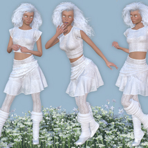 White for New Age image 7
