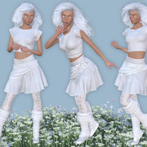 White for New Age image 9