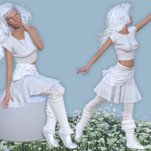 White for New Age image 10
