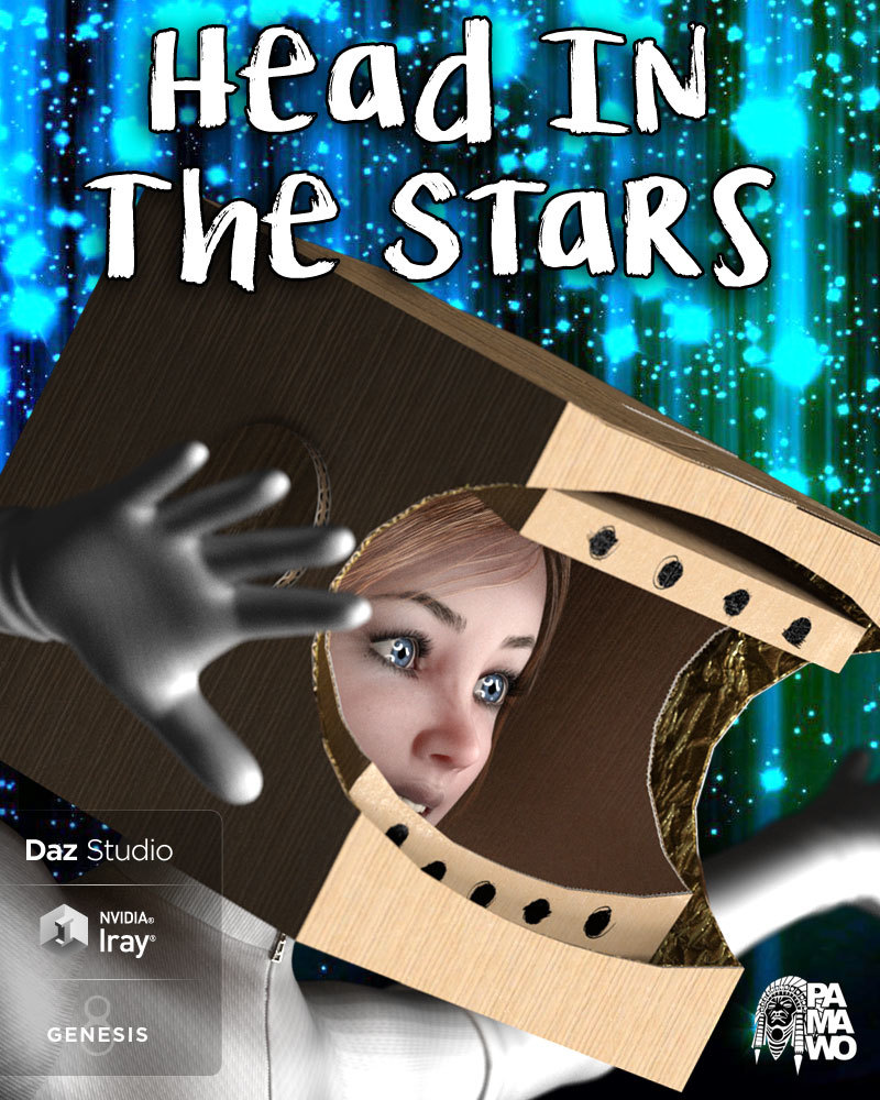 Head in the Stars DS by pamawo