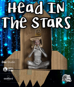 Head in the Stars DS 3D Models pamawo
