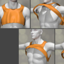 Casual Crop Top for L'Homme image 9