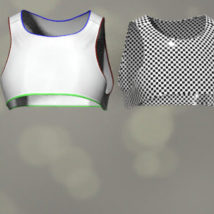 Casual Crop Top for L'Homme image 10