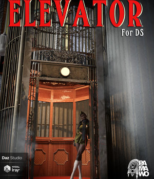 Elevator For DS 3D Models pamawo