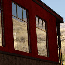 Modular Mining Town: 7. Livery Stable for Poser image 2