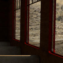Modular Mining Town: 7. Livery Stable for Daz image 6