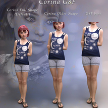 Corina for G8F image 1