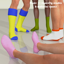 Conforming Socks Collection for L'Homme & La Femme image 1