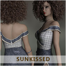 Sunkissed for Laila Dress image 7
