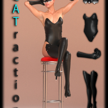 CATraction for La Femme image 1