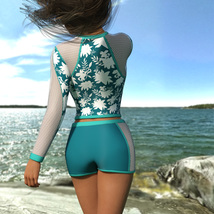 VERSUS - Surfer Girl Outfit for Genesis 8 Female image 6