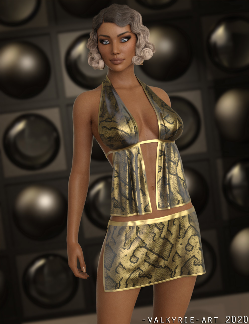 InStyle - dForce - Angelique for G8F by -Valkyrie-