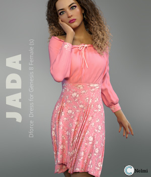 Dforce Jada Dress G8F