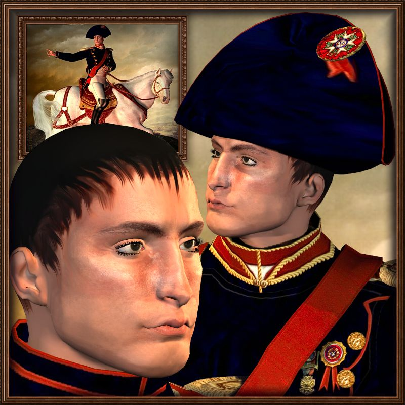 RTproductions - NAPOLEON & his Army