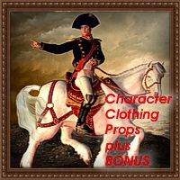 RTproductions - NAPOLEON & his Army Clothing Themed Software renapd