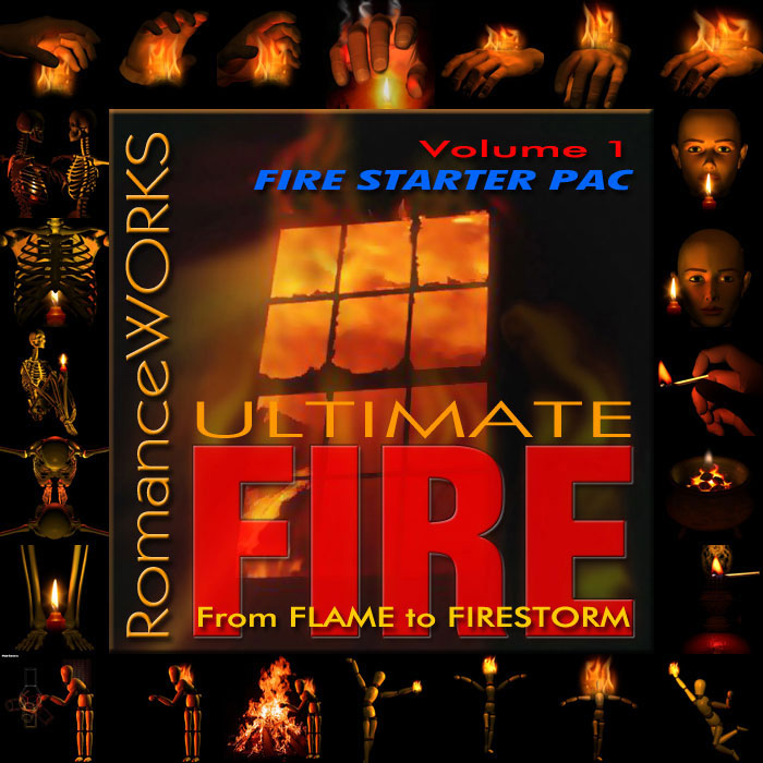 UltimateFIRE V1 - Fire Starter Pac