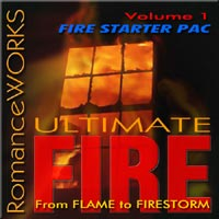 UltimateFIRE V1 - Fire Starter Pac 2D Graphics 3D Lighting : Cameras romanceworks