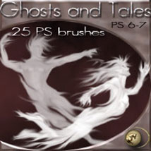 Ghosts and Tales 2D Graphics 3D Models ilona