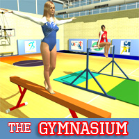 The Gymnasium 3D Models Stringy