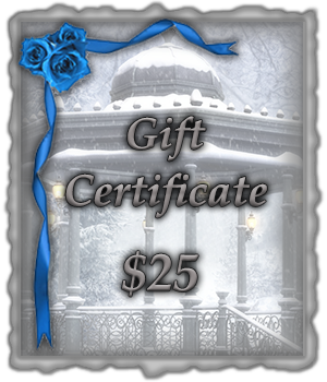 $25 Gift Certificate Services/Rosity Stuff Store Staff