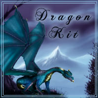 Dragon Kit for Photoshop 6 & 7 2D Ravnheart