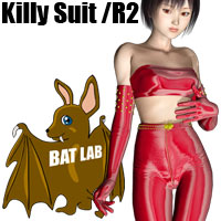 Killy Suit /R2 Clothing BATLAB