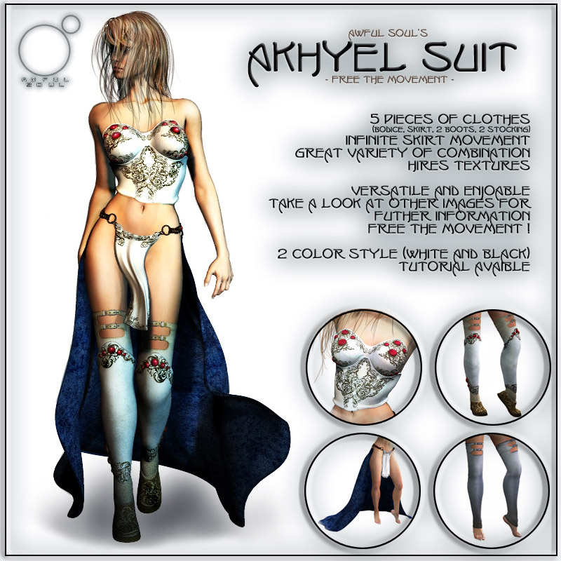 Akhyel Suit for V3