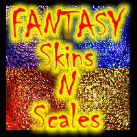 Poser 5 Materials Fantasy Skins and Scales 1.5 3D Figure Essentials HowartH