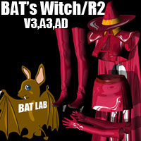 BAT's Witch/R2 Clothing BATLAB