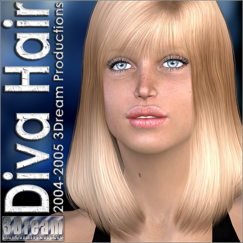 Diva Hairby3Dream()