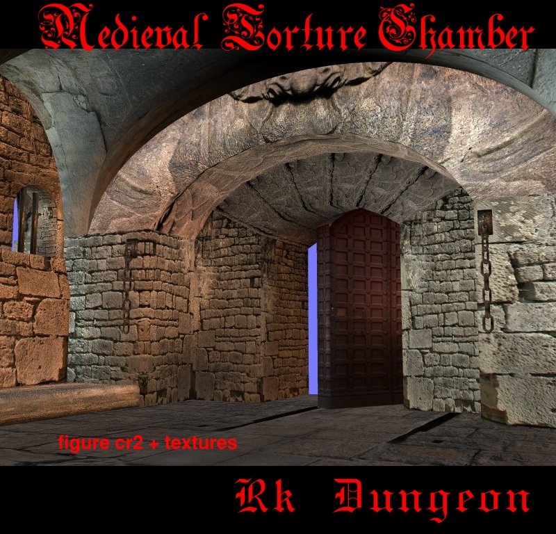 Medieval Torture Chamber