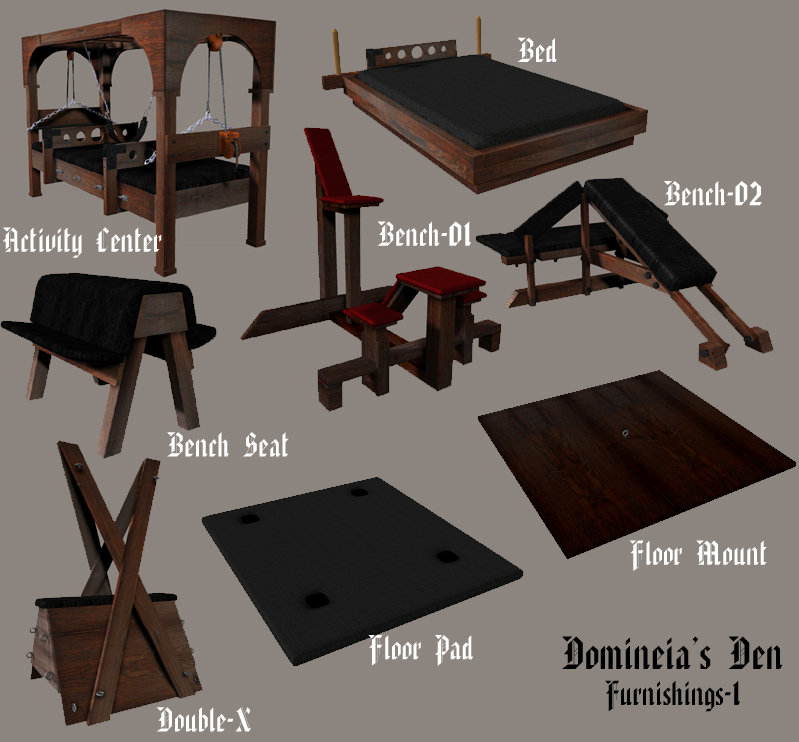 Domineia's Den Furniture
