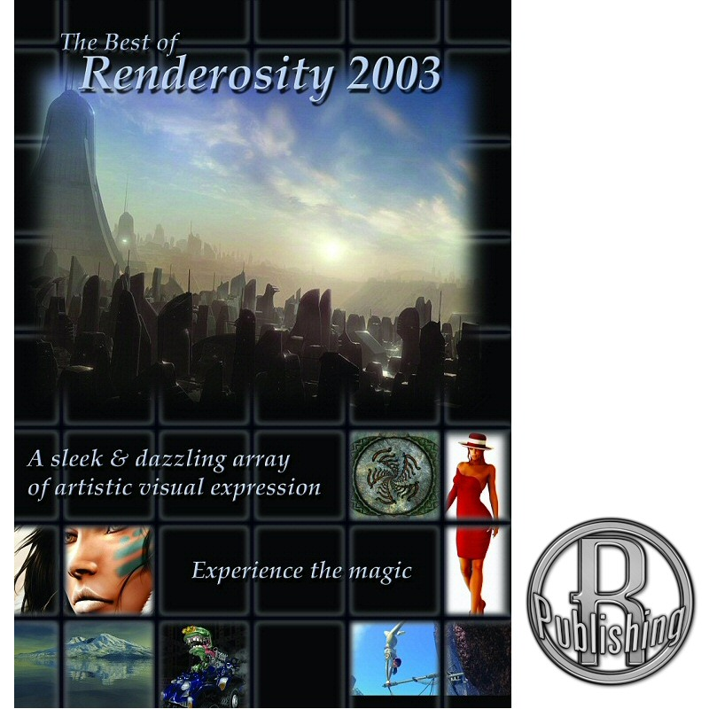 The Best of Renderosity 2003 DVD