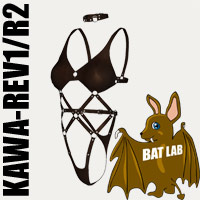 KAWA-REV1/R2 Clothing BATLAB