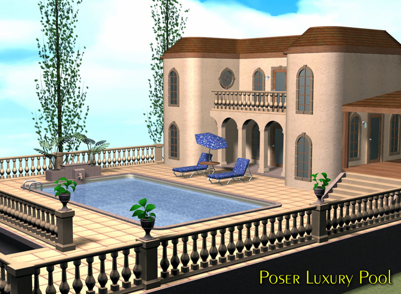 Poser Luxury Pool