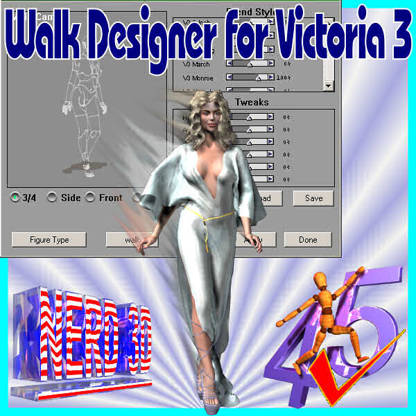 Walk Designer for Victoria 3