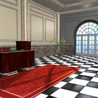 Luxury Office (Poser, Obj and 3DS) image 5