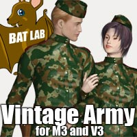 BATs Vintage Army Clothing BATLAB
