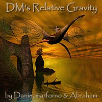 DM's Relative Gravity 3D Models 3D Figure Essentials Danie