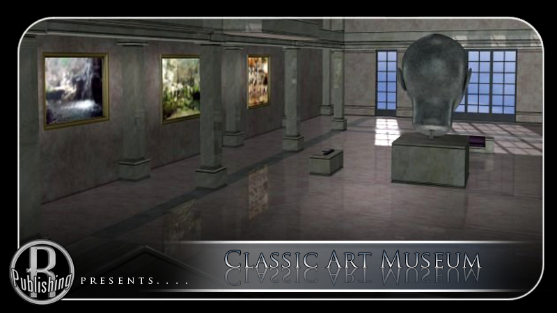 Classic Art Museum (Poser, VUE & OBJ) by RPublishing