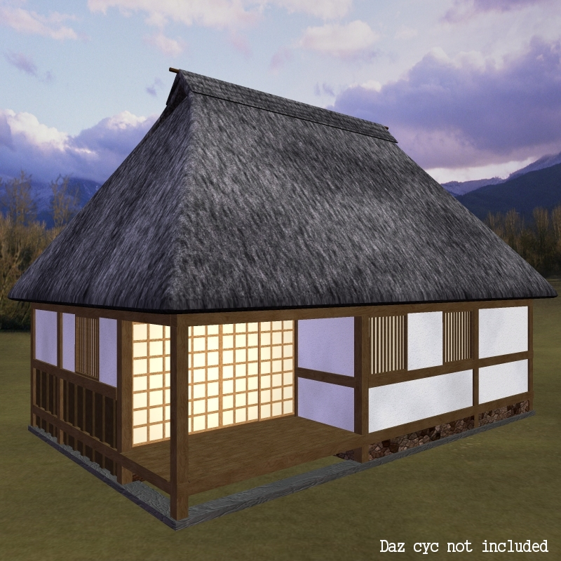 Japanese House by chriscox