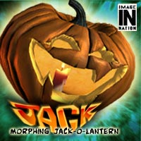 Jack: Morphing Jack O'Lantern by winnston1984
