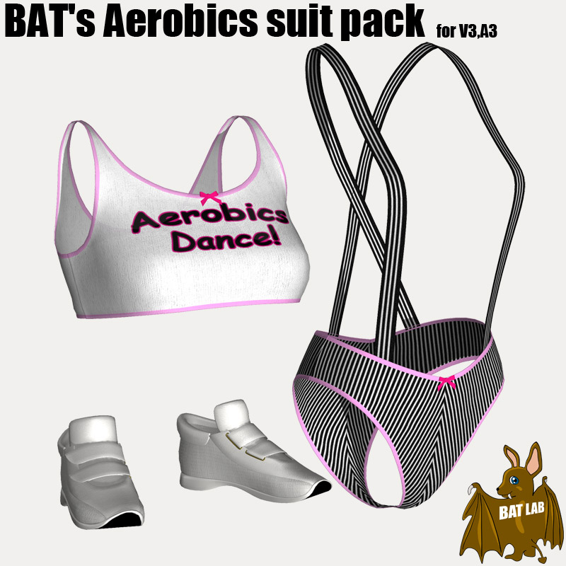 BAT's Aerobics suit pack