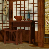 The Asian Room Construction Kit 3D Models 3D Figure Essentials Richabri