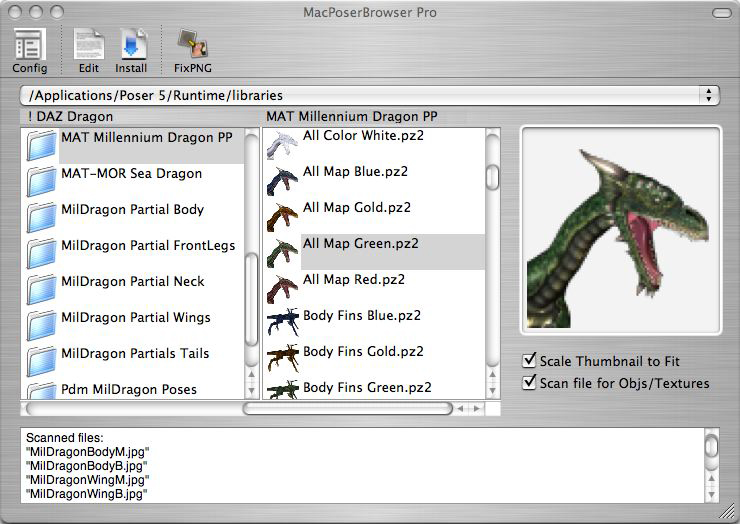 MacPoser Browser PRO