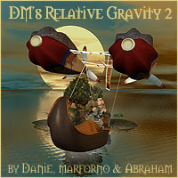 DM's Relative Gravity 2 3D Models 3D Figure Essentials Danie