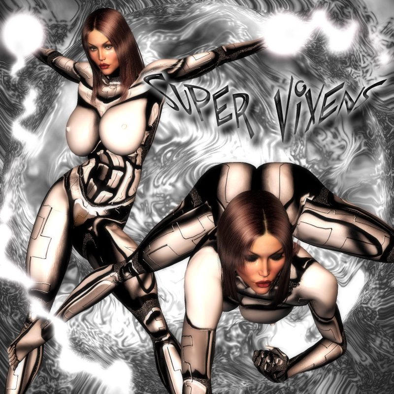 Super Vixen Poses I