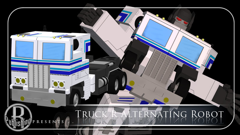 TruckR Alternating Robot