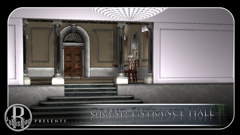 Grand Entrance Hall (Poser & OBJ)