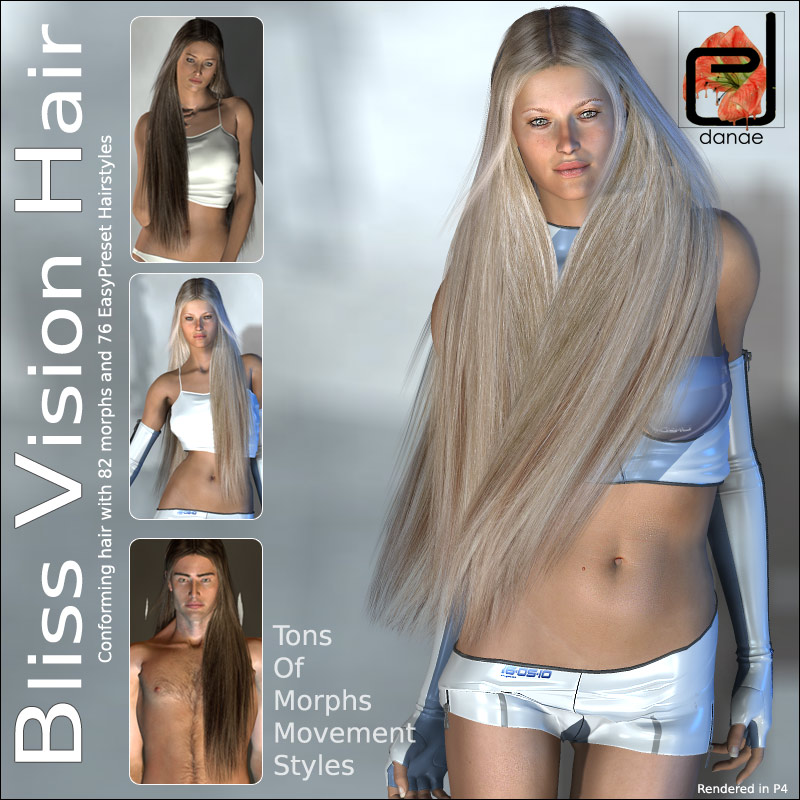 Bliss Vision Hair